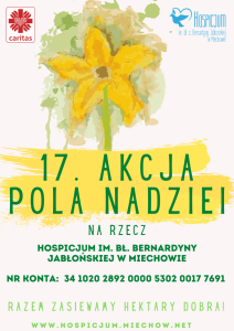 Pola nadziei - Plakat